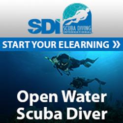 Sdi Elearning: Open Water Scuba Diver