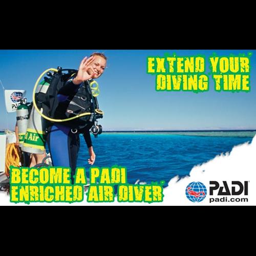 Enriched Air Diver - Online